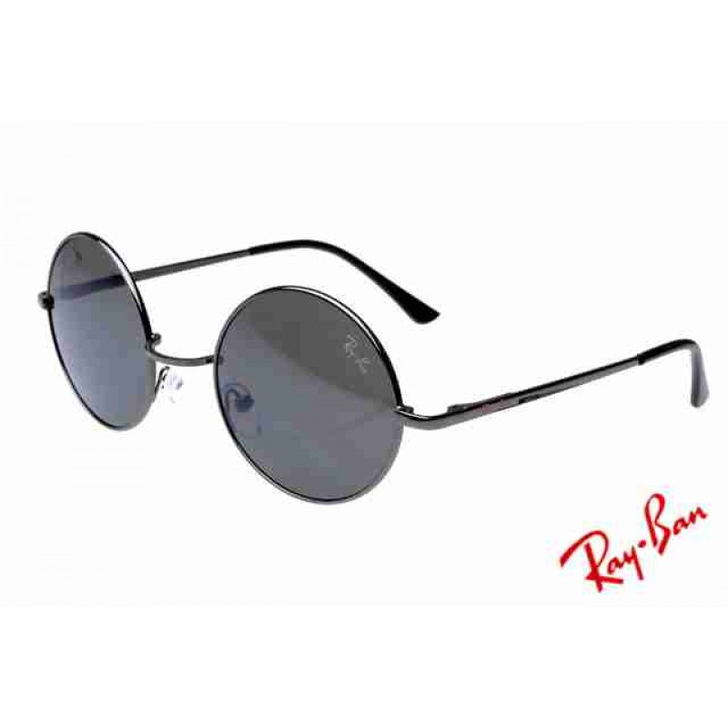 ray ban aviator rb8008 sunglasses black frame gray lens amazon