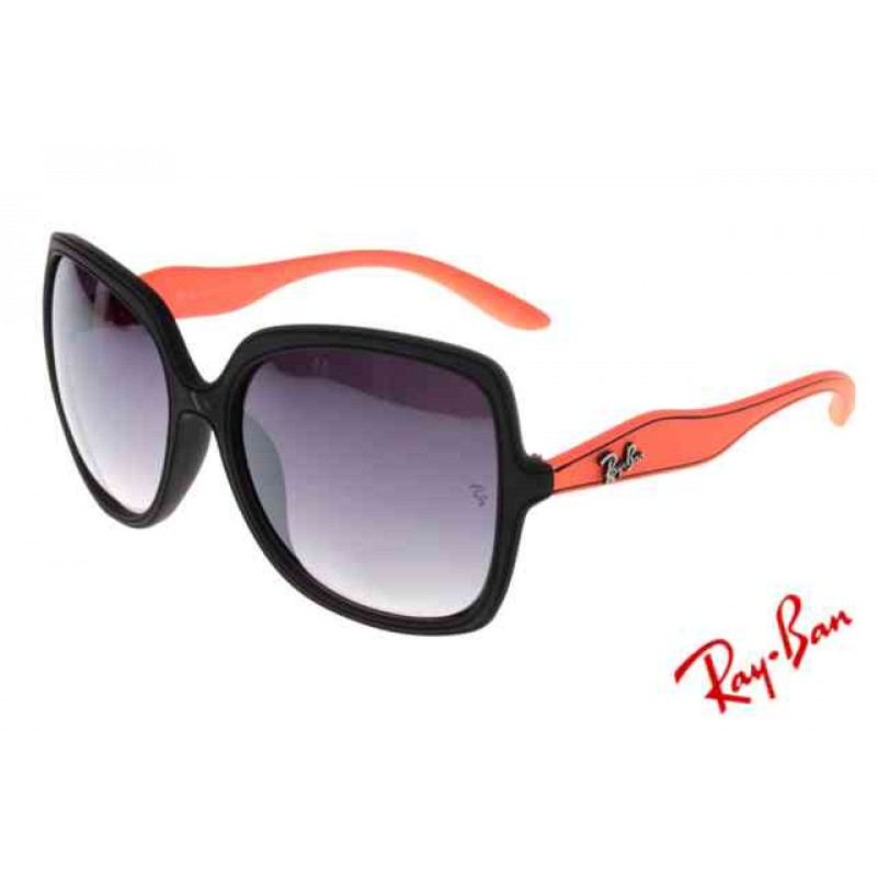 6b2af91cd2 Ray Ban Jackie Ohh RB2085 Sunglasses Orange Black Frame gray Lens Amazon