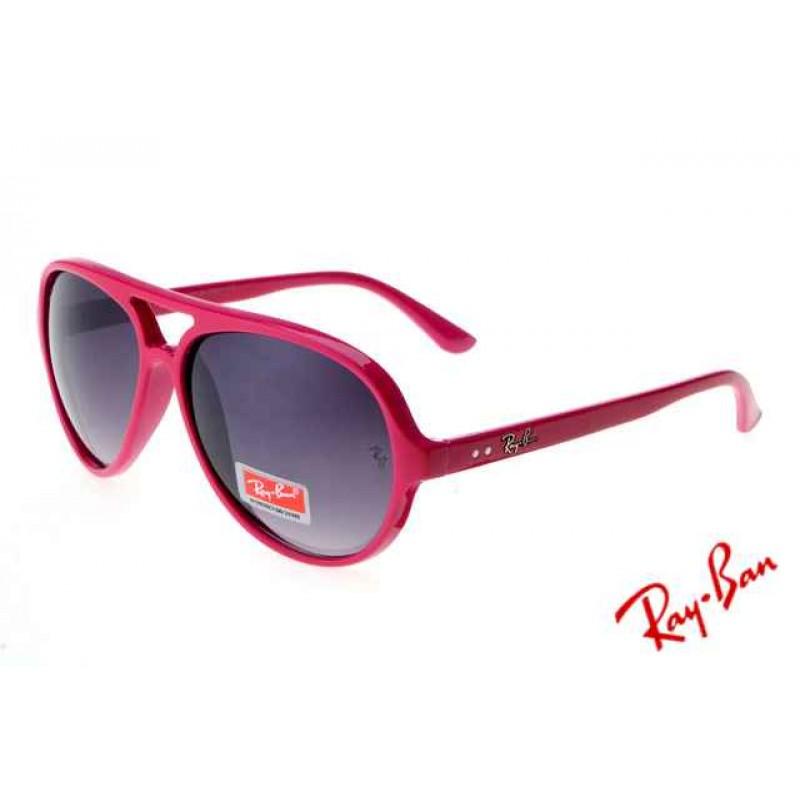 c90294ac162 ... cheap ray ban cats 5000 classic rb4125 purple pink sunglasses store  345f1 77f97 ...
