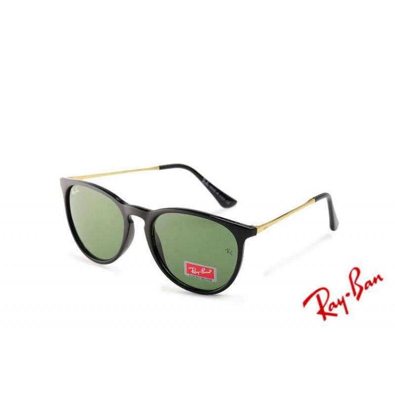 66e468de1cb Ray Ban Erika Classic RB4171 Green Sunglasses Copy