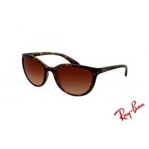 792365af4a9 Ray Ban Wayfarer Gradient RB4167 Brown Sunglasses Amazon
