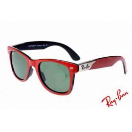 Ray Ban Eyeglasses Red